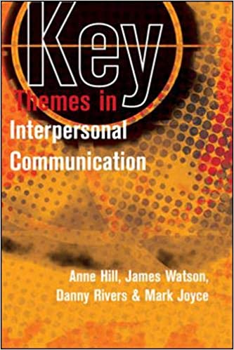 BF637.C45 Key Themes in Interpersonal Communication