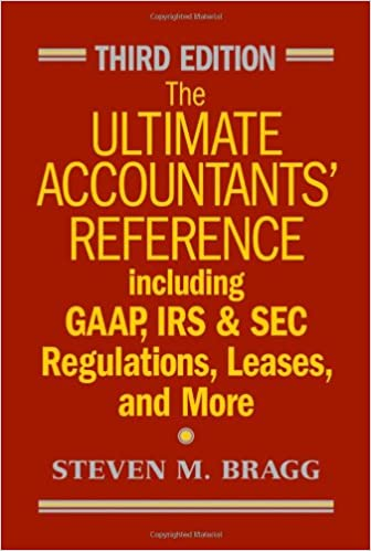 HF5616 Ultimate Accountants' Reference