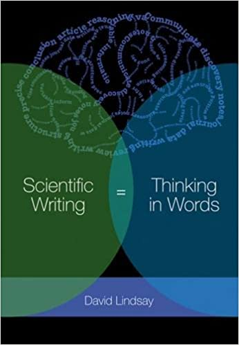 T11 Scientific Writing = Thinking in Words