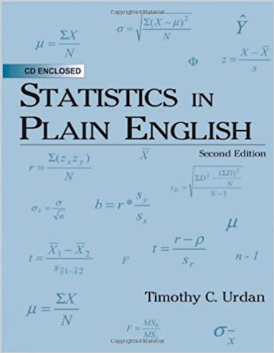 QA276.12 Statistics in Plain English