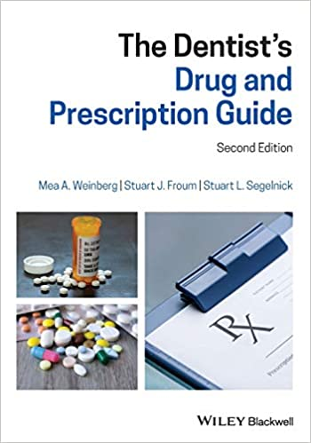 RK701 Dentist's Drug and Prescription Guide