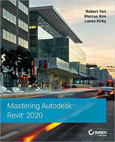 NA2728 Mastering Autodesk Revit 2020