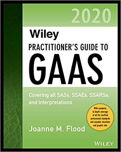 HF5616 Wiley Practitioner's Guide to GAAS 2020