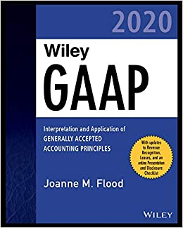 HF5616 Wiley GAAP 2020