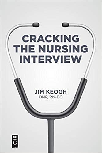 RT82 Cracking the Nursing Interview