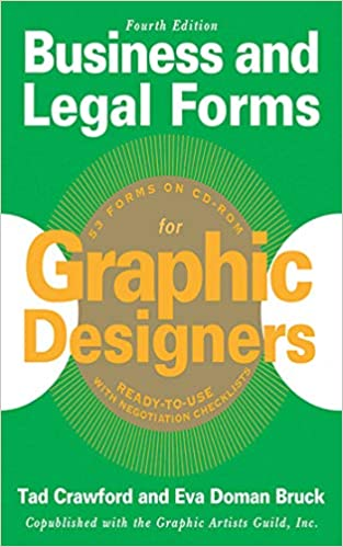 KF390 Business and Legal Forms for Graphic Designers