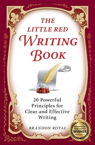 PE1408 Little Red Writing Book