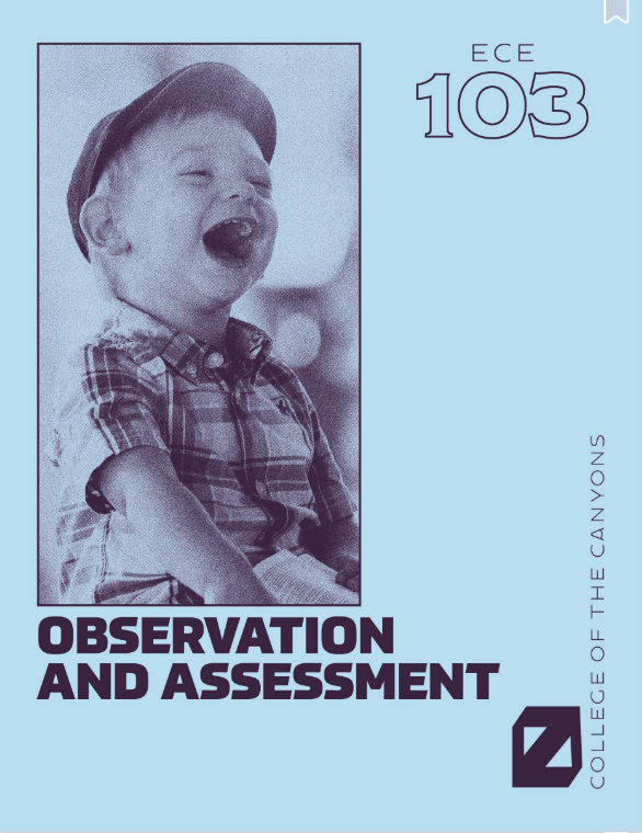 Observation and Assessment in Early Childhood Education