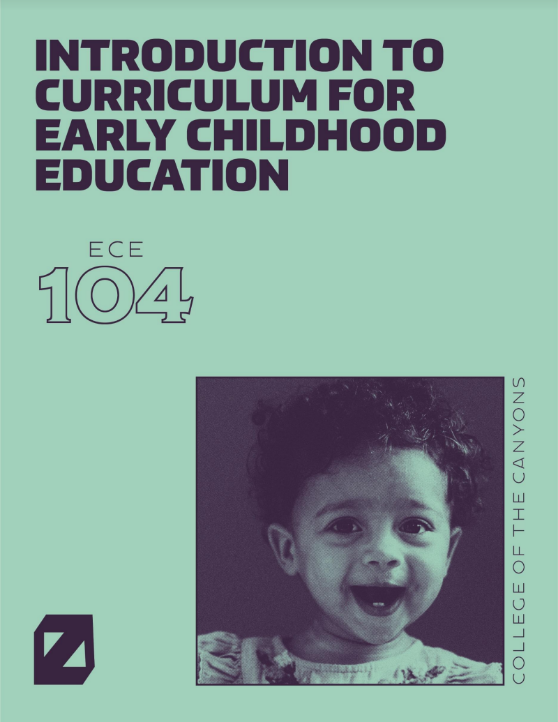 Introduction to Curriculum for Early Childhood Education