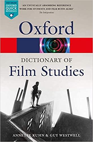 Oxford dictionary of film studies