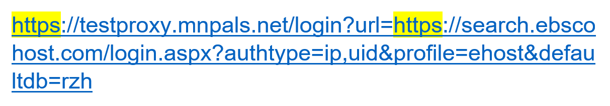 image highlighting the two https instances in the link