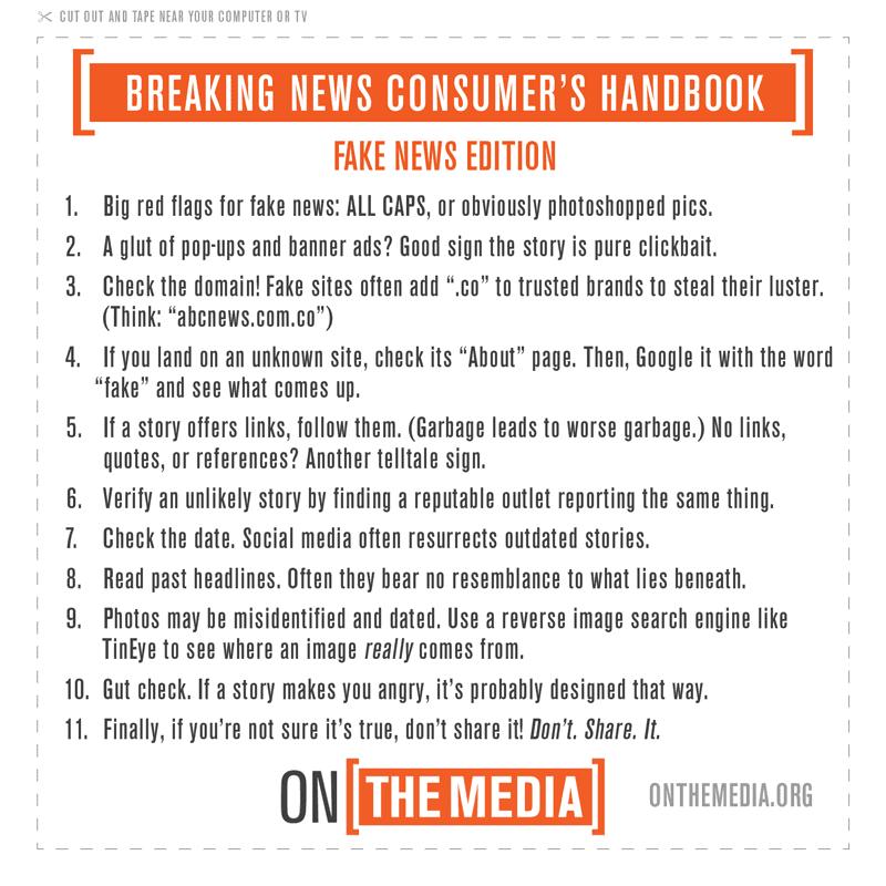 fake news tips image